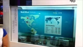 Download Samsung Smart Window LCD Video