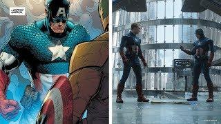 Download Marvel Studios' Avengers: Endgame — Comic Book Easter Eggs! Video