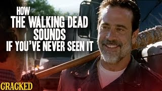 Download How The Walking Dead Sounds If You've Never Seen It Video