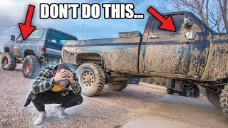 Download This is why you DON'T take your truck Mudding... Video