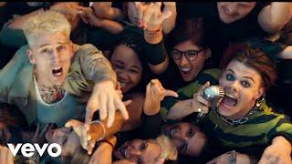 Download Machine Gun Kelly, YUNGBLUD, Travis Barker - I Think I'm OKAY Video