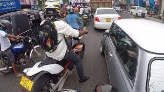 Download Ktm 690 vs police takes the key Srilanka . Video