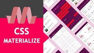 Download FORMULARIOS de CONTACTO Responsive con Materialize CSS [#13 Tutorial Español] Video