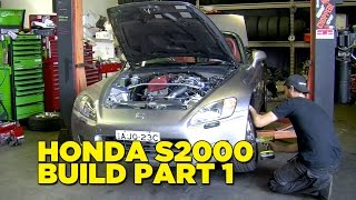 Download HONDA S2000 Build Part 1 Video