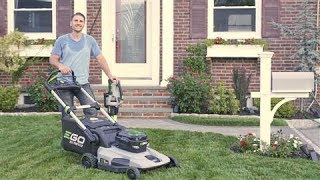 Download One Man's Obsession With Lawn Care Video