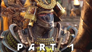 Download FOR HONOR Samurai Campaign Walkthrough Gameplay Part 1 - Poison Video