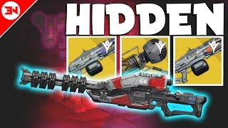 Download DESTINY HIDDEN EXOTICS & ICEBREAKER RETURN? Video