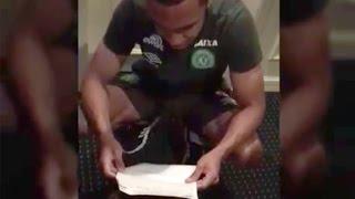Download Brazilian fans grieve loss of club team Video