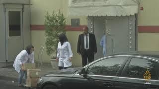 Download القنصلية #السعودية تدخل كميات من مواد التنظيف قبل وصول فرق التحقيق بقضية #خاشقجي Video