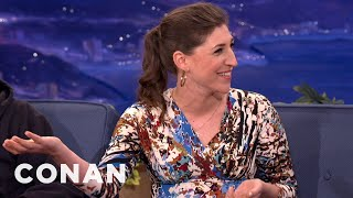 Download Mayim Bialik's PHD Comes In Handy On ″The Big Bang Theory″ - CONAN on TBS Video
