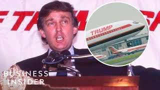 Download What Happened To Donald Trump's $365 Million Airline? Video
