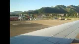 Download Arrivée à fort dauphin avec Air Madagascar Video