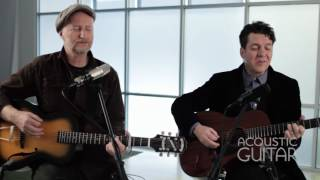 Download Acoustic Guitar Sessions Presents Billy Bragg & Joe Henry Video
