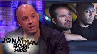 Download Vin Diesel Gets Emotional About Paul Walker - The Jonathan Ross Show Video