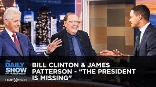 """Download Bill Clinton & James Patterson - """"The President Is Missing"""" 