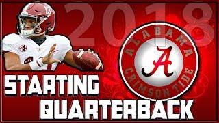 Download Tua Tagovailoa will be Alabama Starting Quarterback in 2018 Video