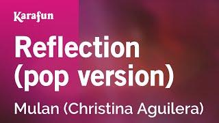 Download Karaoke Reflection - Mulan * Video