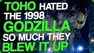 Download Toho Hated the 1998 Godzilla So Much They Blew It Up (What is Cloverfield: God Particle) Video