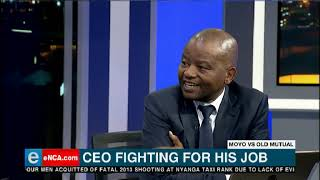 Download CEO fighting for his job Video