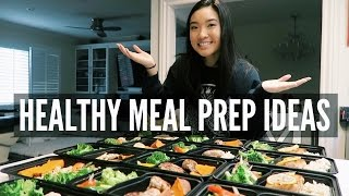 Download Meal Prep With Me   EAT HEALTHY + SAVE MONEY! Video