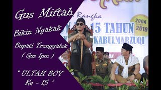 Download VIRAL.. GUS MIFTAH BIKIN GUS IPIN (BUPATI TRENGGALEK) NGAKAK acara 15 tahun BOY Trenggalek Video
