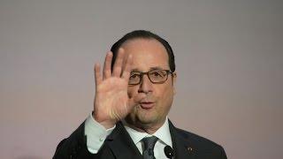 Download Франсуа Олланд отказался от второго срока (новости) Video