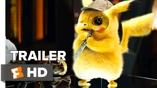 Download Pokémon Detective Pikachu Trailer #2 (2019) | Movieclips Trailers Video