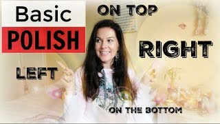 Download BASIC POLISH // DIRECTIONS ( LEFT , RIGHT, STRAIGHT ...) // ItsEwelina Video