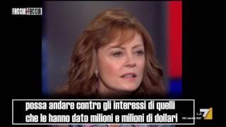 Download Robert De Niro vs Susan Sarandon, Hillary vs Trump Video