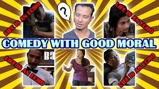 Download life is an echo naga comedy with moral Video