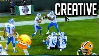Download NFL Creative Touchdown Celebrations || HD Video