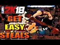 Download NBA 2K18 DEFENSIVE TIPS - HOW TO GET STEALS WITHOUT COMMITTING FOULS IN NBA 2K18 Video