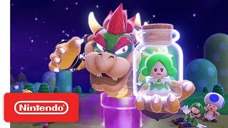 Download Super Mario 3D World Gameplay Trailer - Wii U Video