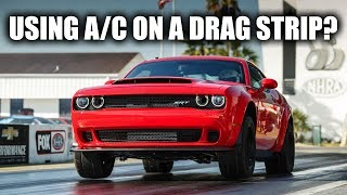 Download How The Dodge Demon Uses Air Conditioning For More Horsepower! Video