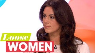 Download Jessica Cunningham Shares How She Told Her Daughters That Their Father Had Died | Loose Women Video