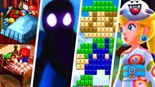 Download Evolution of Super Mario Easter Eggs (1988 - 2019) Video