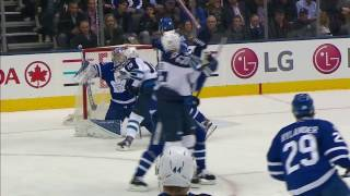 Download Ehlers fired up after he tips in 20th goal of the season Video