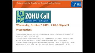 Download CDC ZOHU Call October 2, 2019 Video