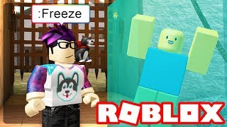 Download FREEZING NOOBS IN ROBLOX! Video