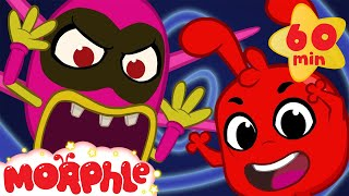 Download Boo! Halloween with Morphle and the cute but scary monster! Video