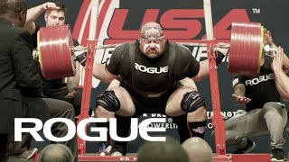 Download The 2017 Arnold Sports Festival - Rogue Powerlifting / 4K Video