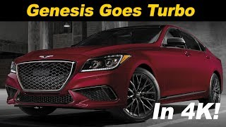 Download 2018 Genesis G80 3.3T Sport Review and Road Test in 4K UHD! Video