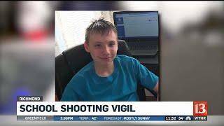 Download Richmond Shooting Vigil Video