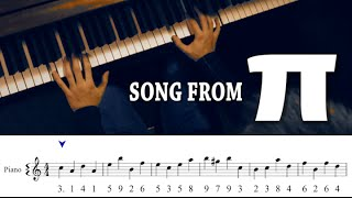 Download Song from π! (with Sheet Music/HQ Download) Video