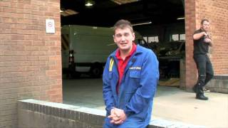 Download Leicester College ex-Apprentice Ross Varnam Video