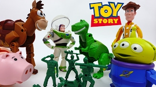 Download Toy Story Woody and Buzz Meet Their Twins~! Meet Toy Story Hatch'n Heroes !! Video