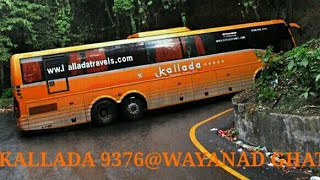 Download KALLADA VOLVO B9R extreme drive in wayanad ghat!!! Video