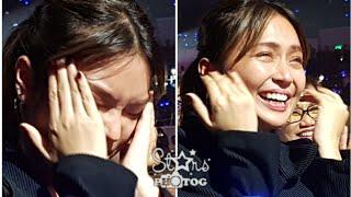 Download Kathryn Bernardo NAIYAK Habang Kumakanta si Daniel Padilla sa Kanyang Concert Video