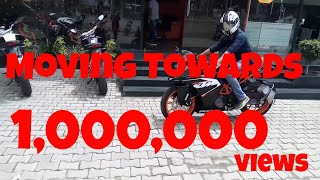 Download Taking delivery of brand new 2016 KTM RC 200 Video