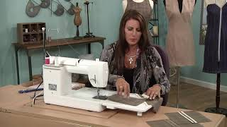 Download Different seam finishes for your own Little Black Dress on It's Sew Easy with Angela Wolf (603-2) Video